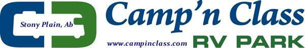 Camp 'n Class RV Park logo