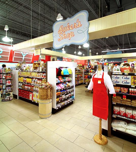 Baker's Shop