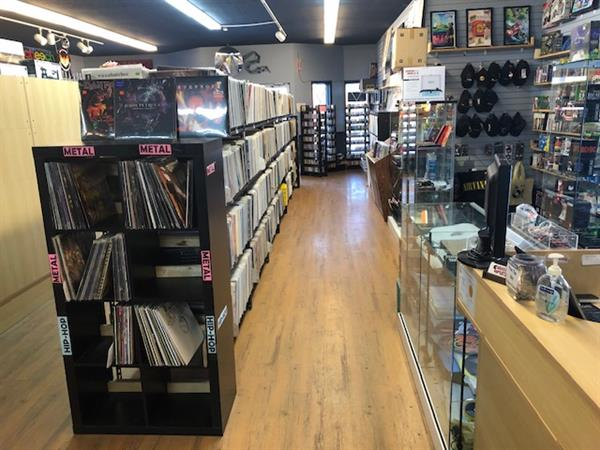 Over 15,000 New and Used Records