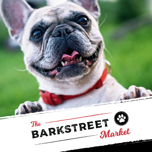 Logo Design for Barkstreet Market