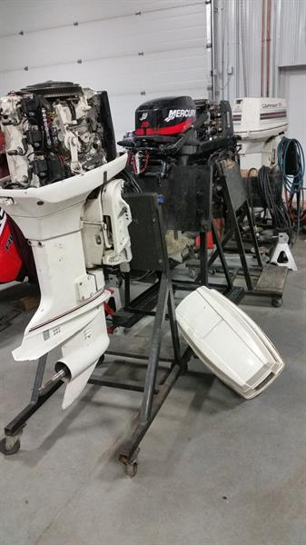 Outboard Motor Repair