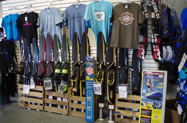 Ski's & Clothing