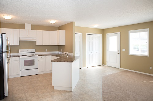 Park View Manor, affordable housing for seniors, in Wabamun, Alberta.
