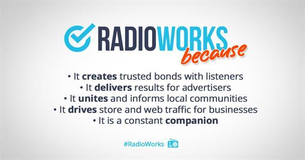 Radio Works!!