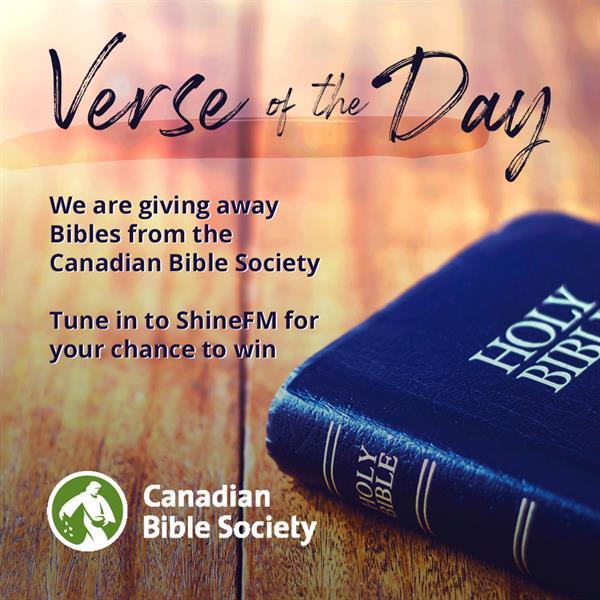 A Verse a DAY!