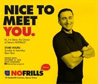 Steve's No Frills