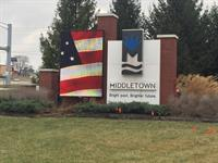 Middletown Gateway LED Marquee