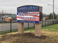 Warren County Fairgrounds LED Marquee