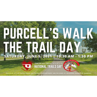Purcell's Walk the Trail Day