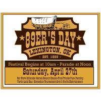 Lexington 89er's Day