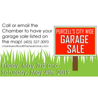 Purcell's City Wide Garage Sale