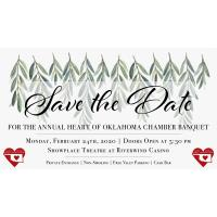 2020 Annual Heart of Oklahoma Chamber Banquet