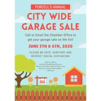 2020 Purcell City Wide Garage Sale