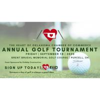 Heart of OK Chamber 25th Annual Golf Tournament Fundraiser
