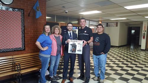 Donating Keurig to Wayne Public Schools