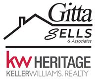 Gitta Sells & Associates International  / Keller Williams Heritage Reality