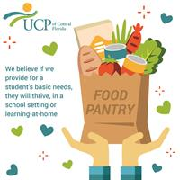 UCP Food Pantry: Help Needed!