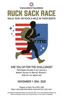 Camaraderie Foundation's Ruck Sack Race - Presented By RTIC