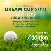 Dream Cup Golf Tournament returns for 38th Year