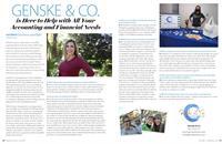 Genske & Co. featured in Heathrow Living!