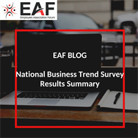 National Business Trend Survey Results Summary