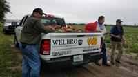 WELBRO Transports More Than 25,000 Pounds of Fresh Produce to Local Food Pantries