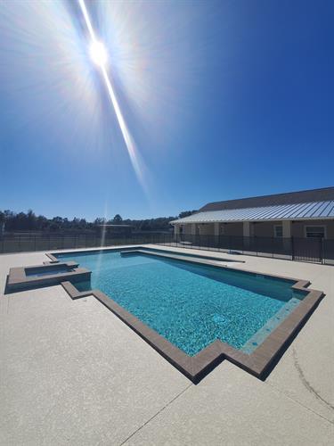 Tiff's Place Pool