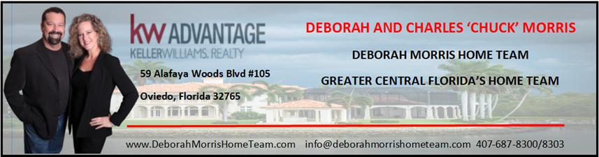 Keller Williams Advantage Realty - Deborah Morris Home Team