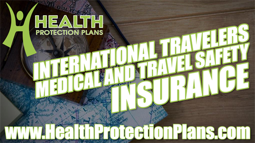 International Travelers Medical and Travel Safety Insurance. It's just as important as your passport is when traveling and living abroad!