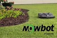 Robotic Lawn Mowing Arrives in Orlando