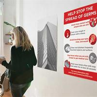 AlphaGraphics Lake Mary Offering Free Posters to Prevent Spread of Germs