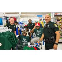 SCSO, Local Sponsors Partner for Annual Back-to-School Shop with the Sheriff