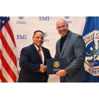Alan Harris Graduates from FEMA National Emergency Management Executive Academy