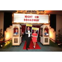 """Night on Broadway"" Famous Faces Masquerade Ball Brings Down the House"