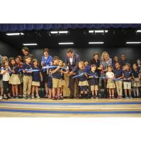 Wharton-Smith Celebrates Dedication Of Hillcrest Elementary School