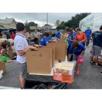 "Central Florida Scouts Go Door-to-door ""Scouting For Food"""