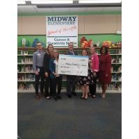 The Foundation for Seminole County Public Schools Receives AT&T Grant