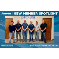 Five Star Claims Adjusting is February's New Member Spotlight