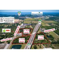 J. Wayne Miller Company Lists Three Parcels of Land For Sale in Apopka