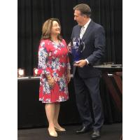 Dr. Walt Griffin Named Superintendent of Year by Florida Association for Career & Technical Education