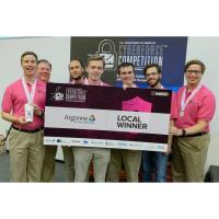 UCF Takes 2nd Nationally in Department of Energy's CyberForce Competition