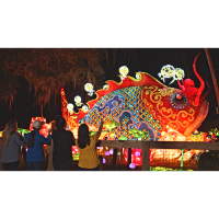 The Asian Lantern Festival: Into the Wild at the Central Florida Zoo & Botanical Gardens Now Open