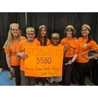 Seminole Science Students Compete in VEX Robotics Championship