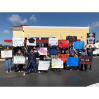 Embrace Families: Graduation Parades
