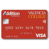 Addition Financial Launches Valencia College Branded Debit Card