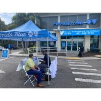 Florida Blue offering $0 drive-up flu shots on select Wednesdays and Saturdays