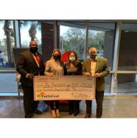 $100,000 Contributed to Crooms Academy