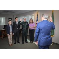 Sheriff Dennis Lemma Sworn in for Second Term