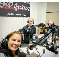 Erin, owner of Your Business Photographer, discussed challenges of business ownership and growth on podcast hosted by CY6- Check Your 6
