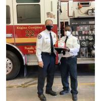 Seminole County Fire Department: FF/P Shane Rogers Promoted to Lt.